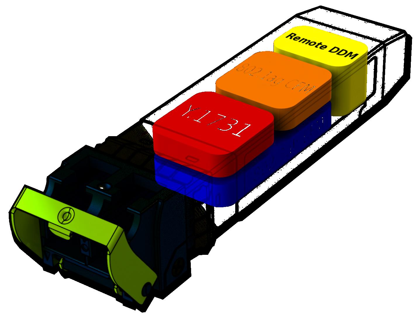SFP module slot Gigabit Ethernet fiber media converter